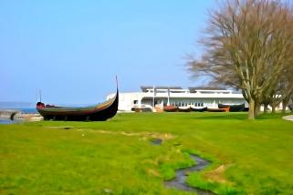 The Viking Ships Museum, Roskilde, Denmark