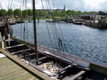Roskilde Harbour, Vindeboderne, Vikingeskibsmuseet