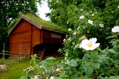 Loftbod fra Småland, Frilandsmuseet