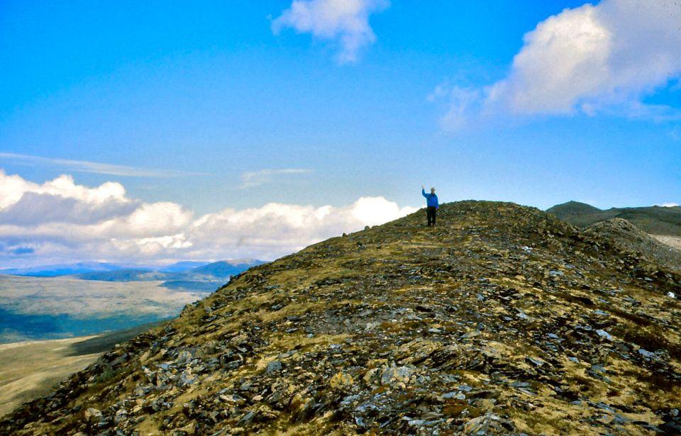 Jeg er på tur i Rondane