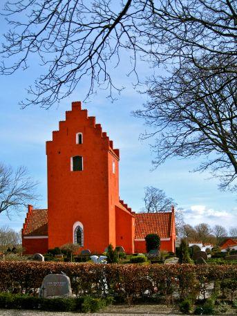 Odden Kirke, Sjællands Odde