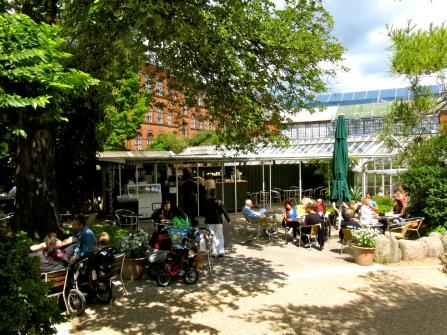 Botanisk Have, Cafe