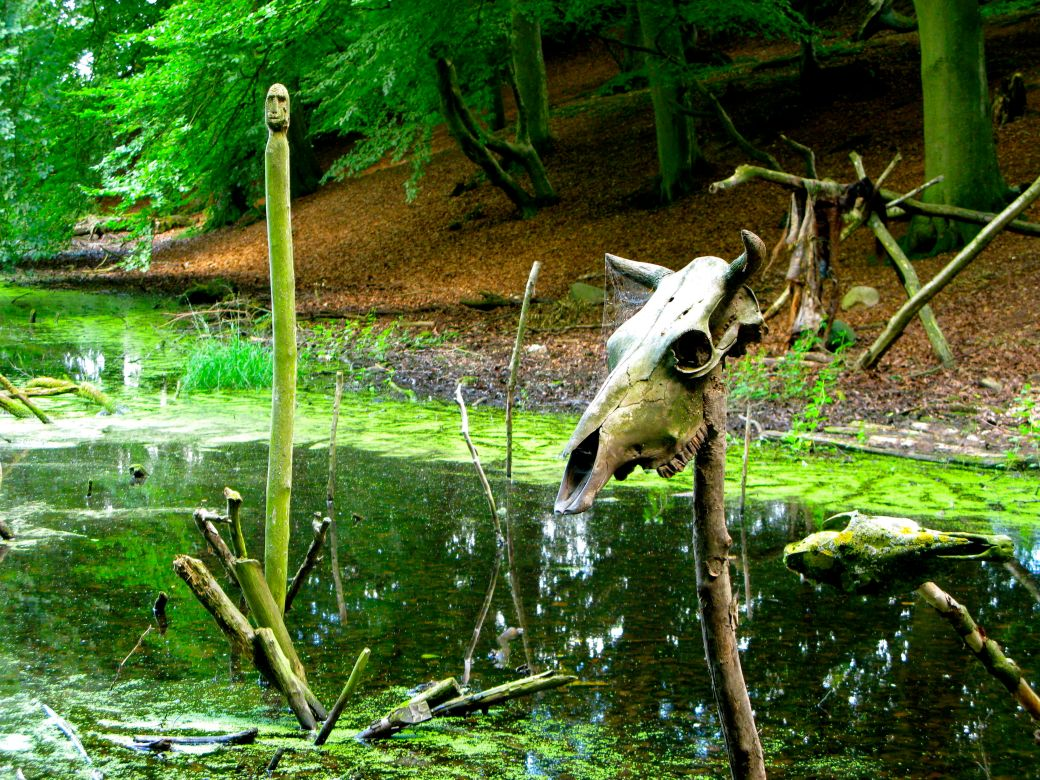 Offermosen, Sacrificial bog