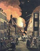 Vor Frue Kirke brænder 1807