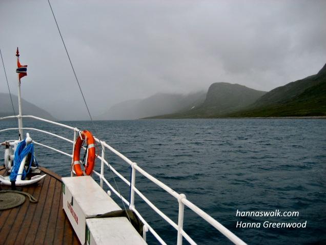 Ombord på MS Bitihorn
