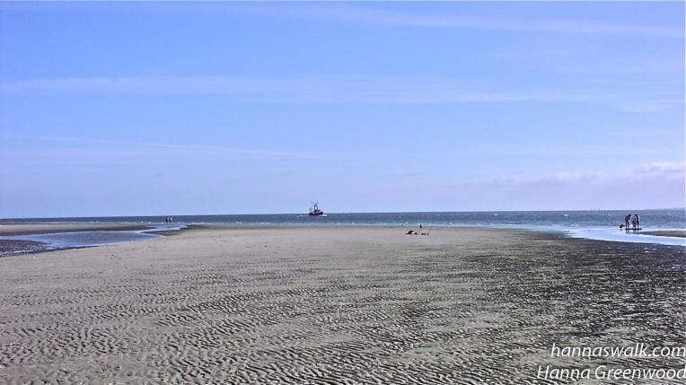 Rømø, Vadehavet, Danmark