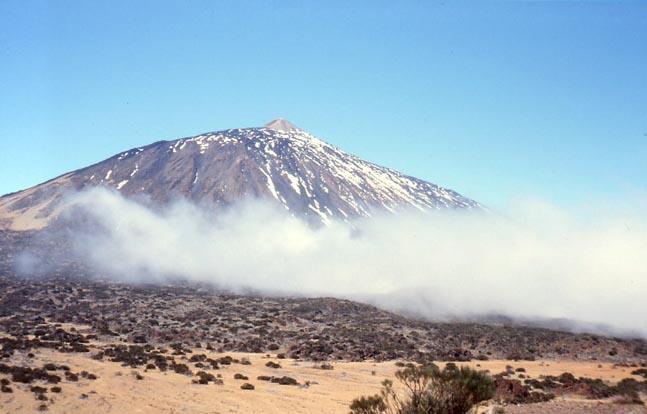 Teide, Tenerife.
