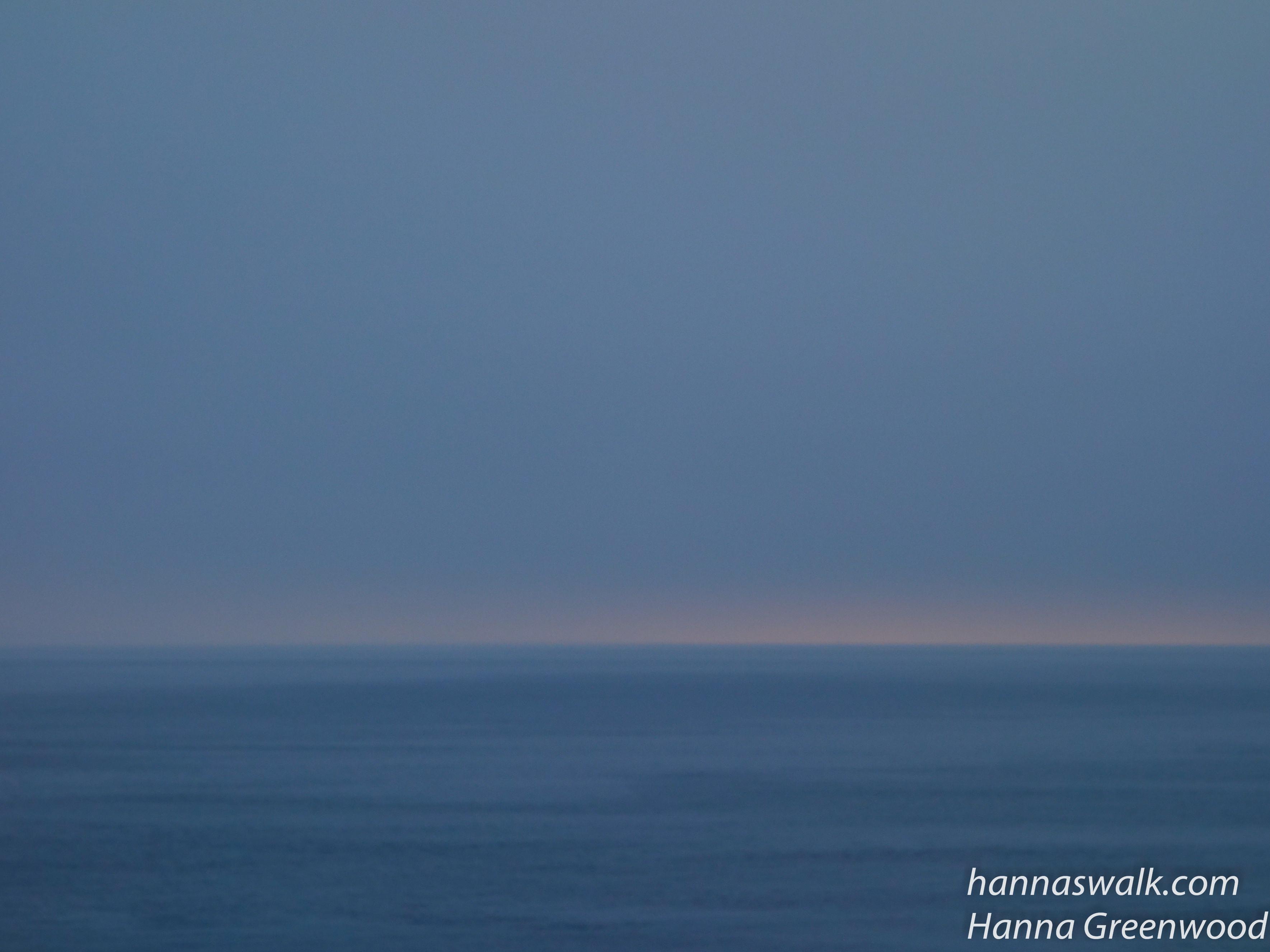 Tåge på Øresund