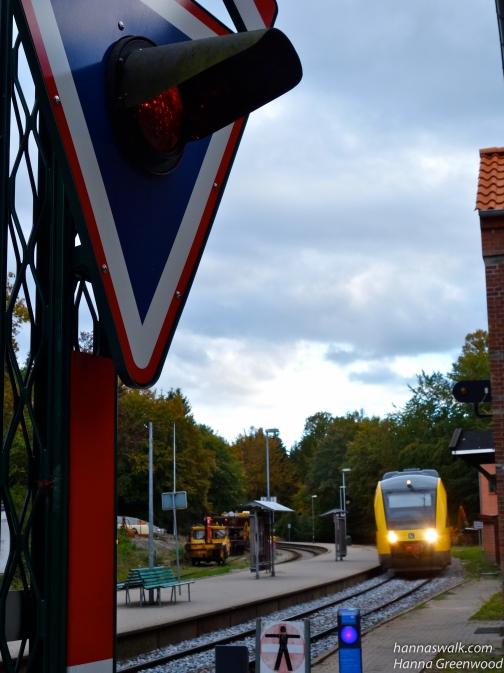 Lokalbanen, Kagerup, Gribskov