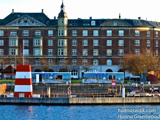 Havnebadet Islands Brygge, vinterbadning