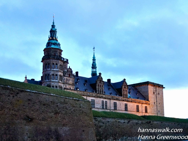The Castle Kronborg, Helsingor