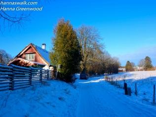 På vej mod Søborg Sø