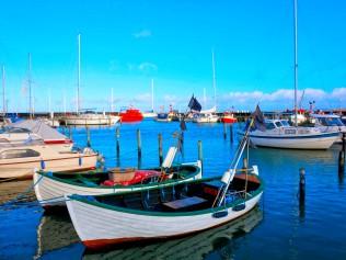 Hornbaek Havn