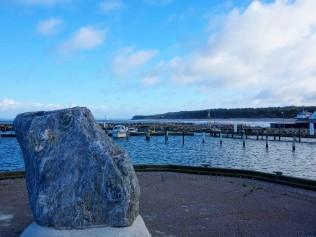 Hornbaek Havn, Norskestenen