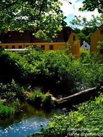 Rådvad, Ved Jægersborg Dyrehave