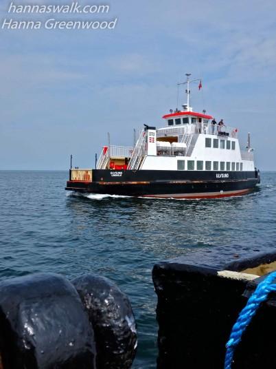 Færgen Ulvsund
