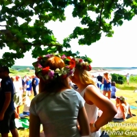 Midsummer, Invisibility and Freja