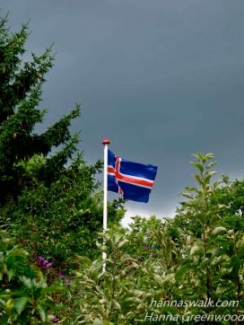 Islandsk Flag, Kongens Lyngby