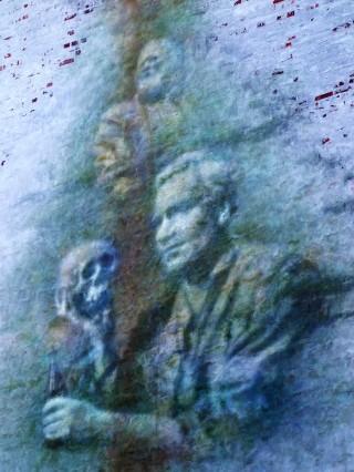 Mural, Hamlet