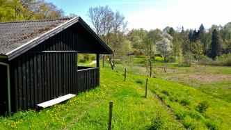 Shelter, Klevad Mose