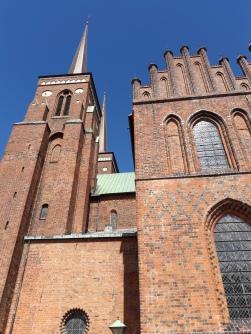 Roskilde Cathedral, Zealand, Denmark