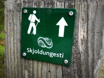 Roskilde Hiking trial, Habour, Zealand, Denmark