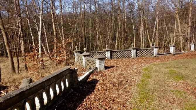 A romantic landscape garden, Rudersdal.