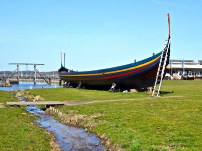 The Sea Stallion of Glendalough, Roskilde, Denmark