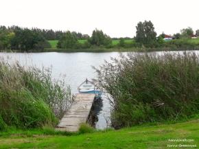 Bastrup Sø, part of the mill river, Mølleåen