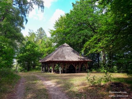 King Frederik. 7's Hunting Pavilion, Nordskoven, Jægerspris