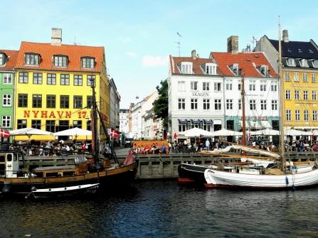 Nyhavn, København, Denmark
