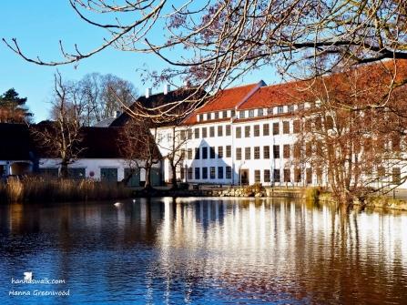 Brede Dam, Kongens Lyngby, Denmark