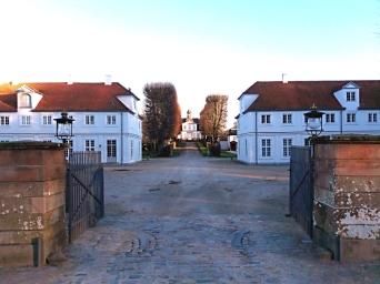 Sorgenfri Castle, Kongens Lyngby, Denmark